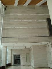 米白木纹大理石