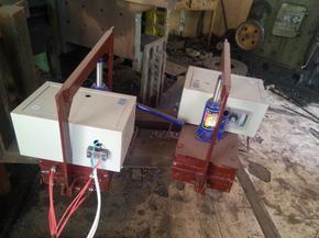 止水带接头热熔焊接机