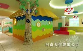 专业的郑州早教中心装修设计全方面设计的细节,早教中心装修设计公司