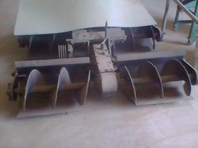 拖拉机链式开沟机 开沟回填一体机 管道挖沟机