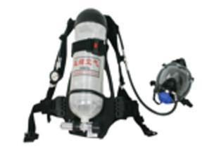 自给正压式空气呼吸器