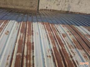 钢结构防腐,彩钢瓦防腐