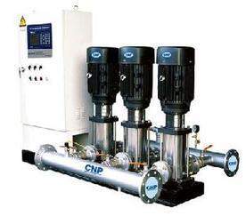 变频恒压供水设备机组