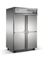 星星四门冷冻柜304#不锈钢进口压缩机D1.0AU4F