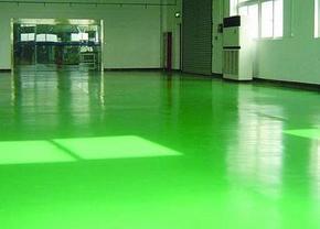 厂房地坪刷漆,车间水泥地板漆翻新