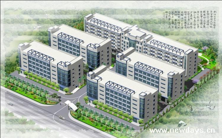 香港,澳门,台湾工厂园林设计公司