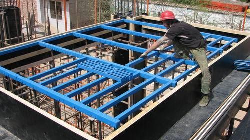 新型建筑模板支撑