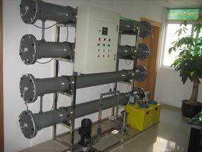 电镀废水处理新技术设备