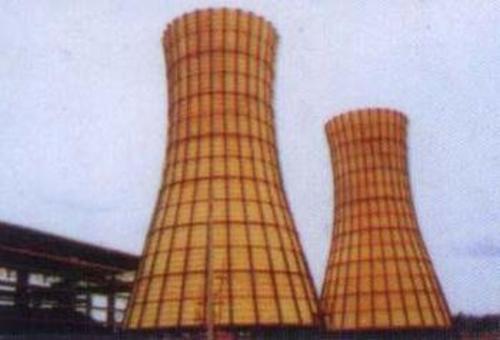 供应天津自然通风玻璃钢冷却塔
