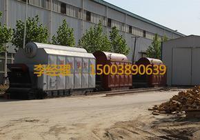15吨生物质蒸汽热水锅炉具体案例介绍