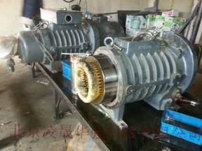 SRC-S-463-L4莱富康螺杆式制冷压缩机抱轴维修