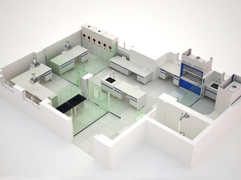 实验室规划设计 Co土木在线