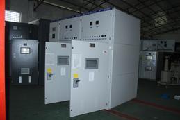 敷铝锌板高压电容补偿柜TBB10组装式电容器成套