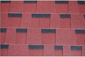 彩色沥青瓦/高档屋面瓦