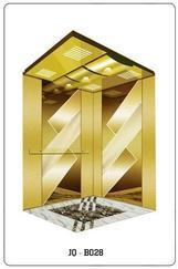 专业不锈钢电梯板刨槽折弯蚀刻花