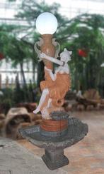 大理石雕刻喷泉 MAF293