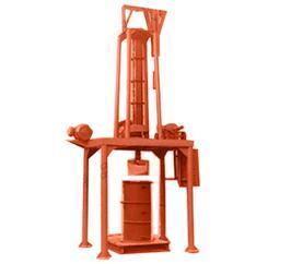 保定力达机械专业出售立式挤压制管机