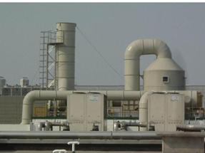 广东最专业的脱硫除尘净化设备