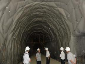 隧道eva防水板施工