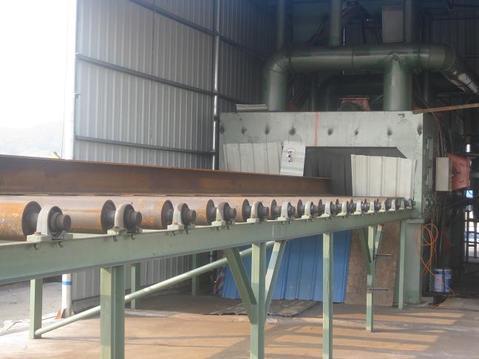 通辽钢结构喷砂除锈丶通辽钢结构防腐刷油漆
