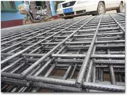 黑丝钢筋网片|混凝土钢筋网片|防裂钢筋网片