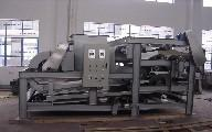 LHDY型带式污泥脱水机--转鼓浓缩一体机