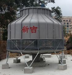 供应圆形高温工业冷却塔