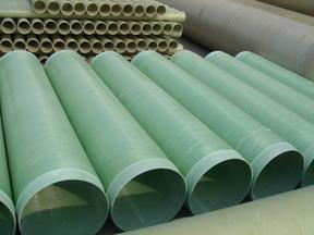 玻璃钢缠绕管道具有可靠性、安全性以及经济性