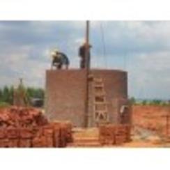 呼和浩特烟囱新建公司-砖烟筒建筑 水泥烟囱滑模