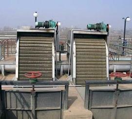 清污机HQN型回转式清污机