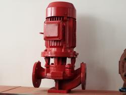 ISG32-125立式单级单吸管道离心泵冷热水循环增压泵