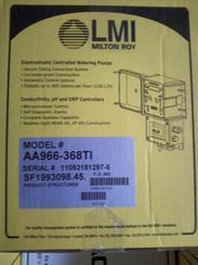 米顿罗计量泵AA966-368TI