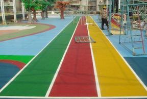 生态透水混凝土地坪艺术地坪节能地坪