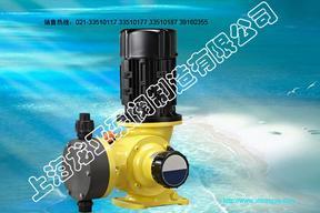 GM系列电动型机械隔膜式计量泵