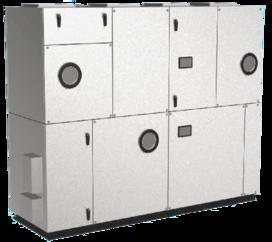 冷凝排风热回收全新风变频空调机组3ESP