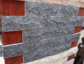 灰黑色文化石墙石FSCS-021