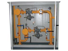 锅炉专用燃气调压计量箱配置