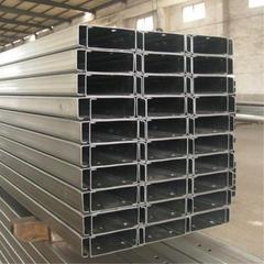 镀锌c型钢厂家高质量争夺市场c型钢