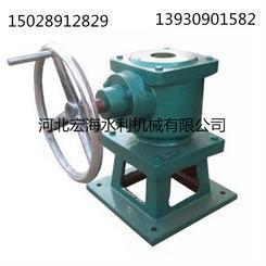 宏海水利专业生产启闭机闸门格栅除污机--手轮螺杆式启闭机