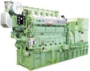 大发船用发电机组(460KW~6,300KW)