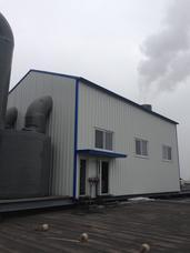 低温等离子体垃圾料坑恶臭气体处理设备