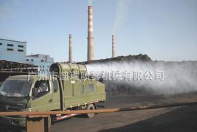 风送式喷雾机洒水机 矿场工地道路除尘降尘沙场喷雾