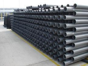 PVC管材特性|PVC给水管材