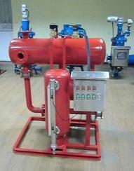 疏水自动加压装置性能特点