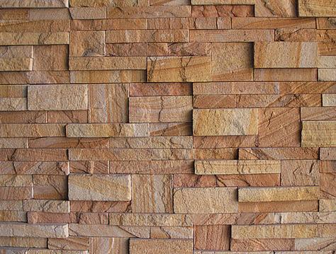 木纹砂岩文化石墙石