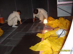 【专业】污水池防水贴布