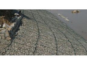 河道堤坝石笼网