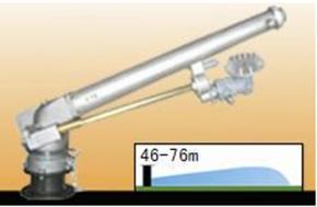 煤场电厂防尘降尘专用喷枪--意大利诺多利尼S70系列洒水喷枪