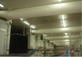 布风管系统