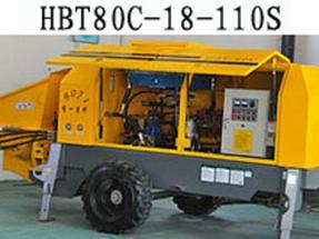 云南江城县煤矿用混凝土输送泵安全操作规程解读